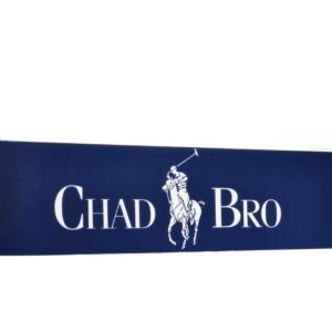 Chad Bro Sticker